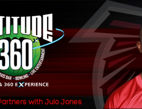 Latitude 360 Partners With Julio Jones, Wide Receiver for the Atlanta Falcons