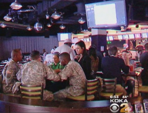 Latitude 360 Holds Special Night For Local Service Members